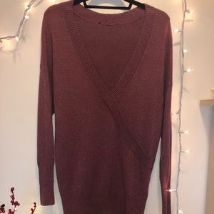 Express long sleeve sweater